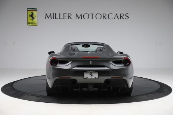 Used 2018 Ferrari 488 Spider for sale $293,900 at Aston Martin of Greenwich in Greenwich CT 06830 6
