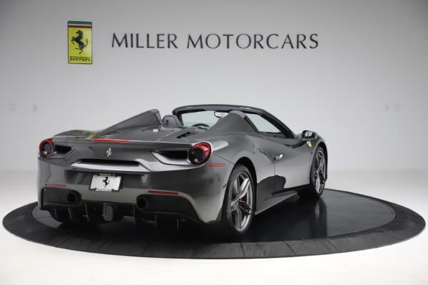 Used 2018 Ferrari 488 Spider for sale $293,900 at Aston Martin of Greenwich in Greenwich CT 06830 7