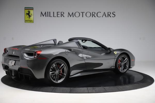 Used 2018 Ferrari 488 Spider for sale $293,900 at Aston Martin of Greenwich in Greenwich CT 06830 8