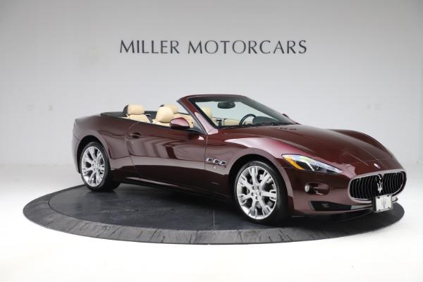 Used 2013 Maserati GranTurismo for sale Sold at Aston Martin of Greenwich in Greenwich CT 06830 10
