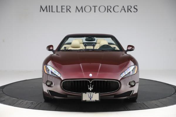 Used 2013 Maserati GranTurismo for sale Sold at Aston Martin of Greenwich in Greenwich CT 06830 12