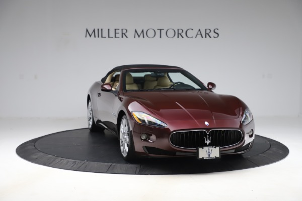 Used 2013 Maserati GranTurismo for sale Sold at Aston Martin of Greenwich in Greenwich CT 06830 13