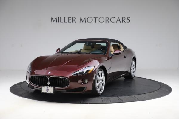 Used 2013 Maserati GranTurismo for sale Sold at Aston Martin of Greenwich in Greenwich CT 06830 14