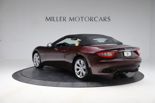 Used 2013 Maserati GranTurismo for sale Sold at Aston Martin of Greenwich in Greenwich CT 06830 16