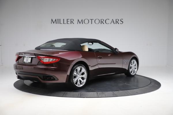 Used 2013 Maserati GranTurismo for sale Sold at Aston Martin of Greenwich in Greenwich CT 06830 17