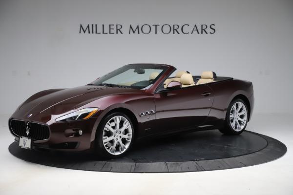 Used 2013 Maserati GranTurismo for sale Sold at Aston Martin of Greenwich in Greenwich CT 06830 2
