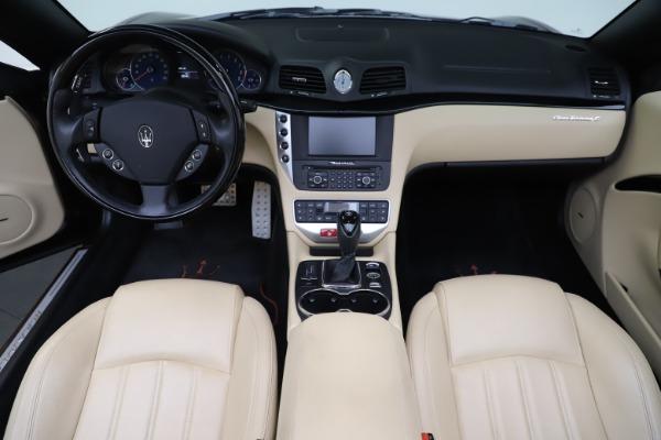 Used 2013 Maserati GranTurismo for sale Sold at Aston Martin of Greenwich in Greenwich CT 06830 22
