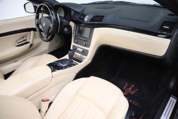 Used 2013 Maserati GranTurismo for sale Sold at Aston Martin of Greenwich in Greenwich CT 06830 26