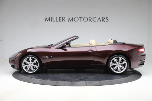 Used 2013 Maserati GranTurismo for sale Sold at Aston Martin of Greenwich in Greenwich CT 06830 3