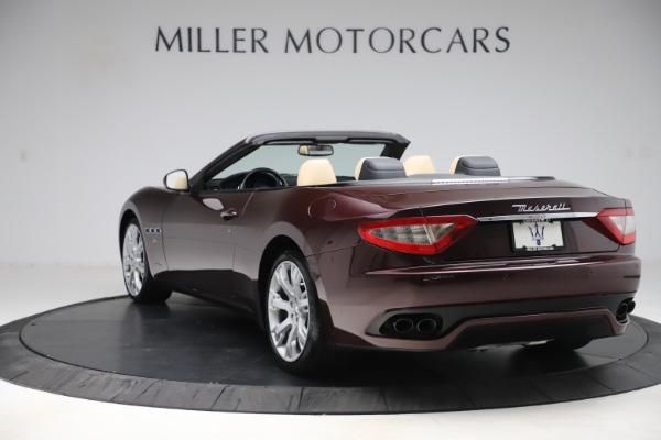 Used 2013 Maserati GranTurismo for sale Sold at Aston Martin of Greenwich in Greenwich CT 06830 5