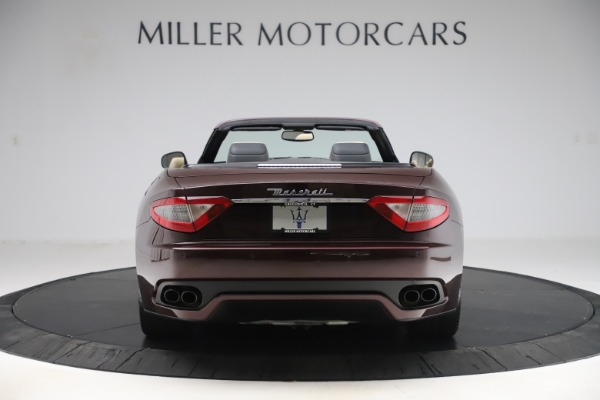Used 2013 Maserati GranTurismo for sale Sold at Aston Martin of Greenwich in Greenwich CT 06830 6