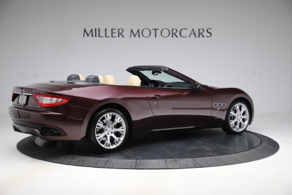 Used 2013 Maserati GranTurismo for sale Sold at Aston Martin of Greenwich in Greenwich CT 06830 8