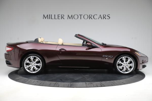 Used 2013 Maserati GranTurismo for sale Sold at Aston Martin of Greenwich in Greenwich CT 06830 9