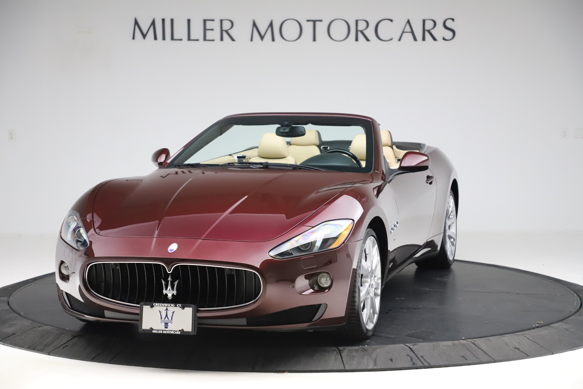 Used 2013 Maserati GranTurismo for sale Sold at Aston Martin of Greenwich in Greenwich CT 06830 1