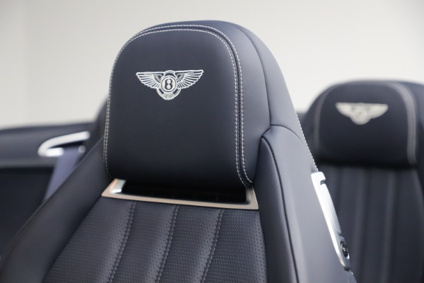 Used 2015 Bentley Continental GTC V8 for sale Sold at Aston Martin of Greenwich in Greenwich CT 06830 28