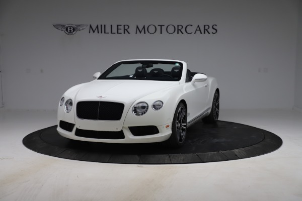 Used 2015 Bentley Continental GTC V8 for sale Sold at Aston Martin of Greenwich in Greenwich CT 06830 1