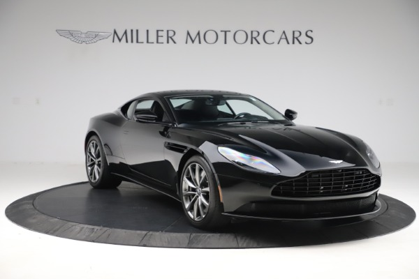 Used 2018 Aston Martin DB11 V8 for sale $149,900 at Aston Martin of Greenwich in Greenwich CT 06830 10
