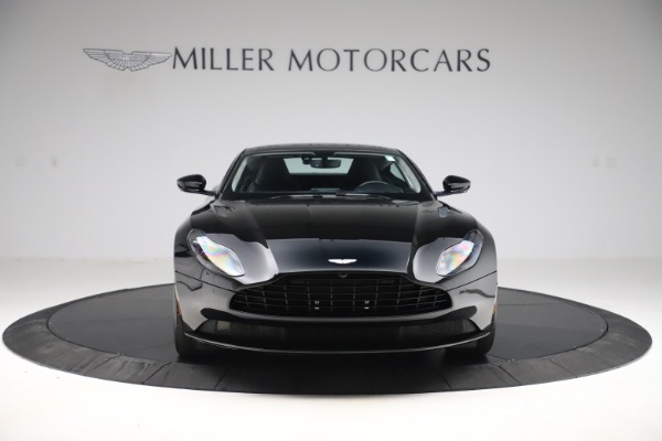 Used 2018 Aston Martin DB11 V8 for sale $149,900 at Aston Martin of Greenwich in Greenwich CT 06830 11