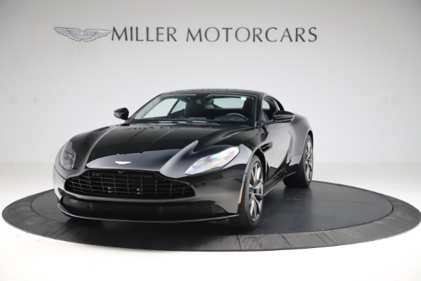 Used 2018 Aston Martin DB11 V8 for sale $149,900 at Aston Martin of Greenwich in Greenwich CT 06830 12
