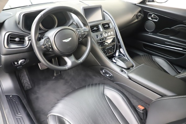 Used 2018 Aston Martin DB11 V8 for sale $149,900 at Aston Martin of Greenwich in Greenwich CT 06830 14
