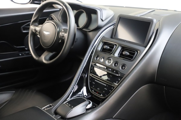 Used 2018 Aston Martin DB11 V8 for sale $149,900 at Aston Martin of Greenwich in Greenwich CT 06830 18