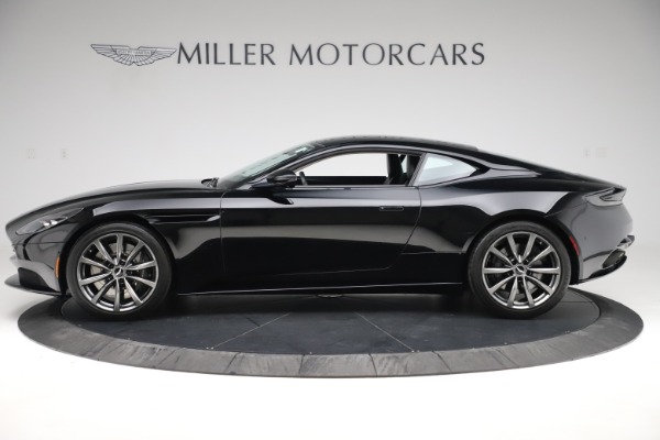 Used 2018 Aston Martin DB11 V8 for sale $149,900 at Aston Martin of Greenwich in Greenwich CT 06830 2