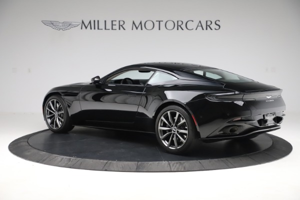 Used 2018 Aston Martin DB11 V8 for sale $149,900 at Aston Martin of Greenwich in Greenwich CT 06830 3