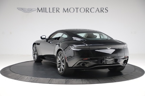 Used 2018 Aston Martin DB11 V8 for sale $149,900 at Aston Martin of Greenwich in Greenwich CT 06830 4