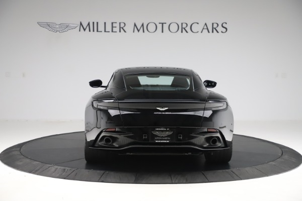 Used 2018 Aston Martin DB11 V8 for sale $149,900 at Aston Martin of Greenwich in Greenwich CT 06830 5