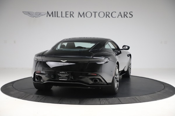 Used 2018 Aston Martin DB11 V8 for sale $149,900 at Aston Martin of Greenwich in Greenwich CT 06830 6