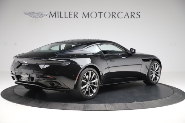 Used 2018 Aston Martin DB11 V8 for sale $149,900 at Aston Martin of Greenwich in Greenwich CT 06830 7