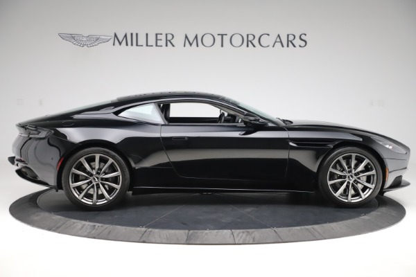 Used 2018 Aston Martin DB11 V8 for sale $149,900 at Aston Martin of Greenwich in Greenwich CT 06830 8