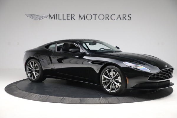 Used 2018 Aston Martin DB11 V8 for sale $149,900 at Aston Martin of Greenwich in Greenwich CT 06830 9