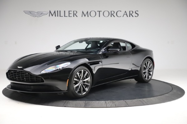 Used 2018 Aston Martin DB11 V8 for sale $149,900 at Aston Martin of Greenwich in Greenwich CT 06830 1