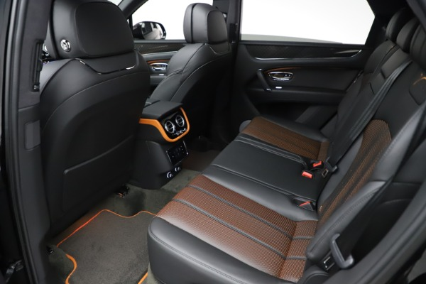 New 2020 Bentley Bentayga V8 Design Series for sale $216,860 at Aston Martin of Greenwich in Greenwich CT 06830 22