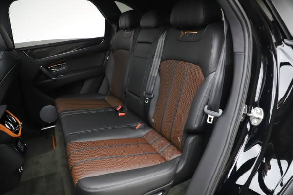 New 2020 Bentley Bentayga V8 Design Series for sale $216,860 at Aston Martin of Greenwich in Greenwich CT 06830 23