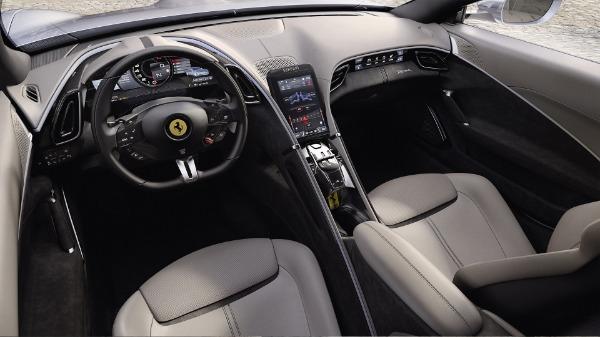 New 2021 Ferrari Roma for sale Call for price at Aston Martin of Greenwich in Greenwich CT 06830 5