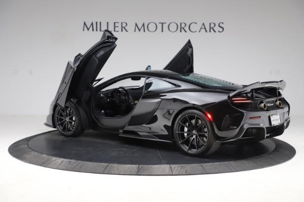 Used 2016 McLaren 675LT COUPE for sale Sold at Aston Martin of Greenwich in Greenwich CT 06830 12