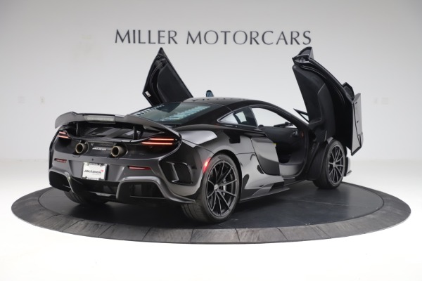 Used 2016 McLaren 675LT COUPE for sale Sold at Aston Martin of Greenwich in Greenwich CT 06830 14