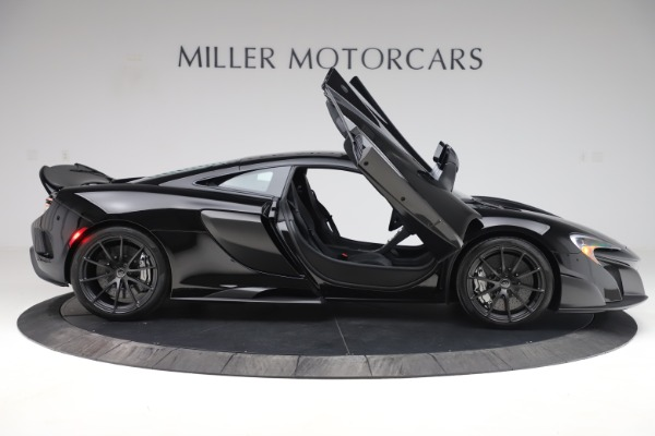 Used 2016 McLaren 675LT COUPE for sale Sold at Aston Martin of Greenwich in Greenwich CT 06830 15