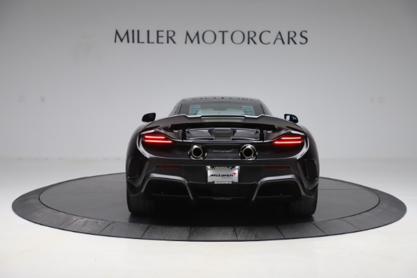 Used 2016 McLaren 675LT COUPE for sale Sold at Aston Martin of Greenwich in Greenwich CT 06830 4
