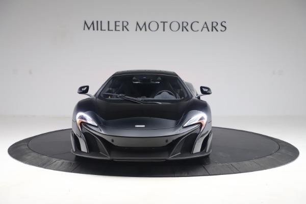 Used 2016 McLaren 675LT COUPE for sale Sold at Aston Martin of Greenwich in Greenwich CT 06830 8