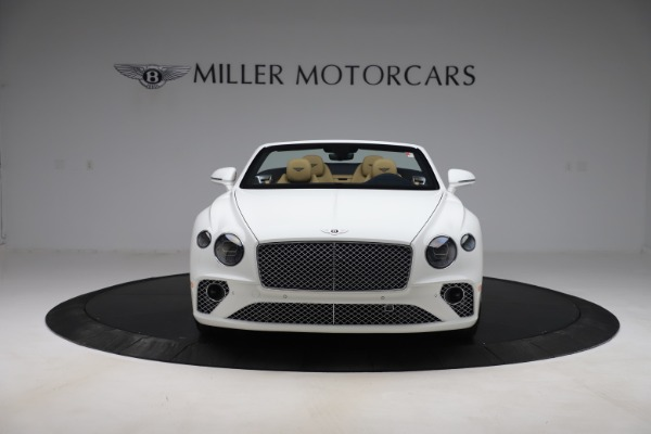 New 2020 Bentley Continental GTC V8 for sale $262,475 at Aston Martin of Greenwich in Greenwich CT 06830 12