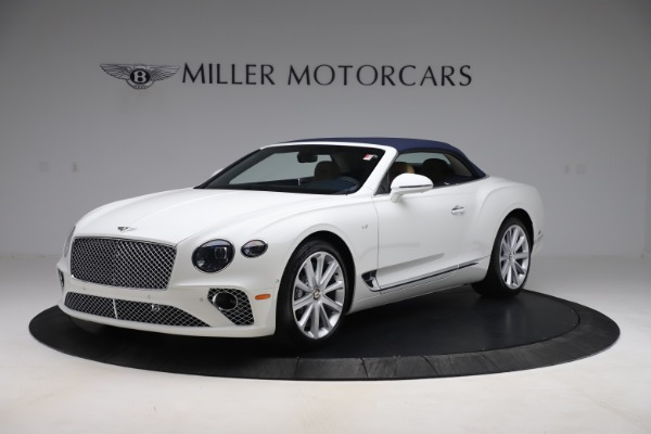 New 2020 Bentley Continental GTC V8 for sale $262,475 at Aston Martin of Greenwich in Greenwich CT 06830 13