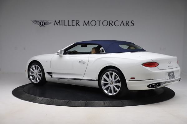 New 2020 Bentley Continental GTC V8 for sale $262,475 at Aston Martin of Greenwich in Greenwich CT 06830 15