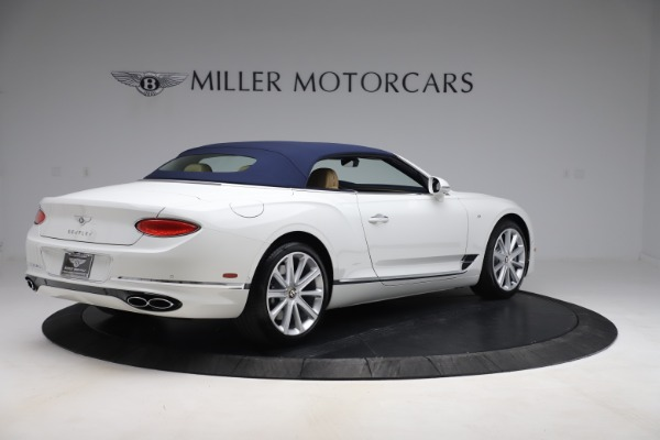 New 2020 Bentley Continental GTC V8 for sale $262,475 at Aston Martin of Greenwich in Greenwich CT 06830 16