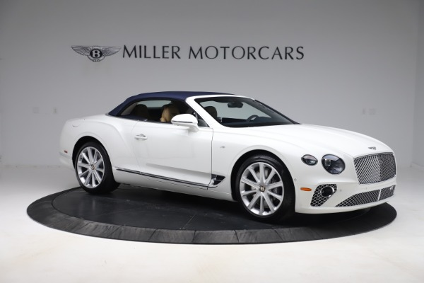 New 2020 Bentley Continental GTC V8 for sale $262,475 at Aston Martin of Greenwich in Greenwich CT 06830 18