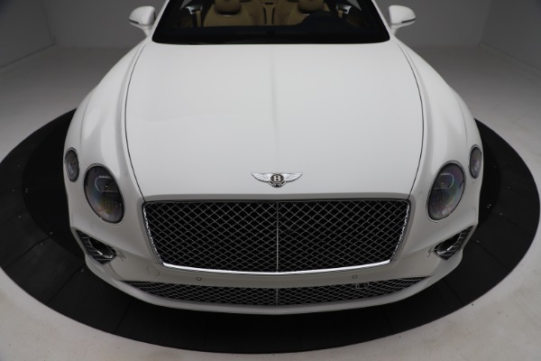 New 2020 Bentley Continental GTC V8 for sale $262,475 at Aston Martin of Greenwich in Greenwich CT 06830 19