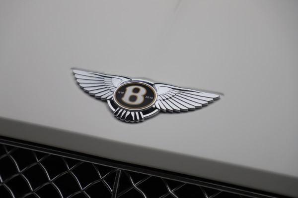 New 2020 Bentley Continental GTC V8 for sale $262,475 at Aston Martin of Greenwich in Greenwich CT 06830 20