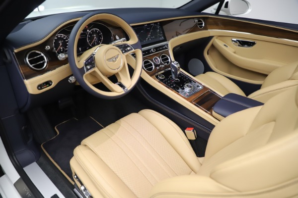 New 2020 Bentley Continental GTC V8 for sale $262,475 at Aston Martin of Greenwich in Greenwich CT 06830 24